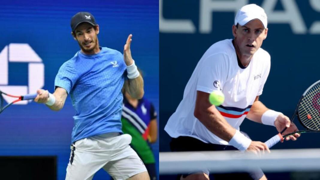 Andy Murray vs Vasek Pospisil