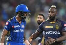 Mumbai Indians vs Kolkata Knight Riders Live Stream