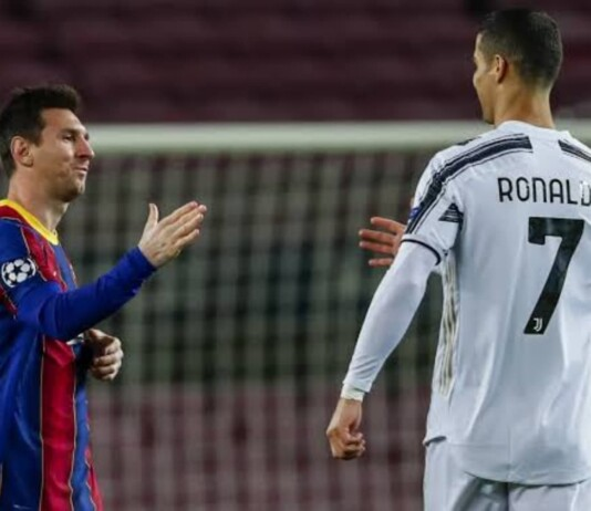 Cristiano Ronaldo and Lionel Messi never swapped Jersey with each other.
