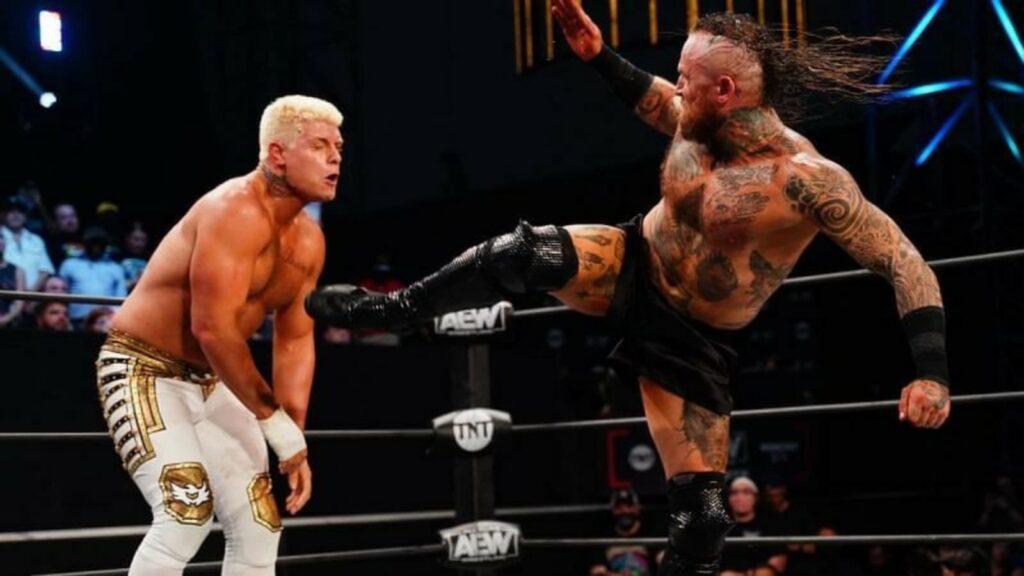 Malakai Black def Cody Rhodes at AEw Dynamite