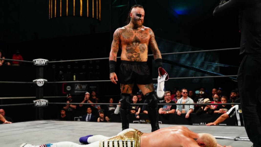Malakai Black defeated Cody Rhodes for the second time in two months