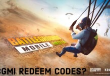 BGMI Redeem codes and website: Are they real and all you need to know