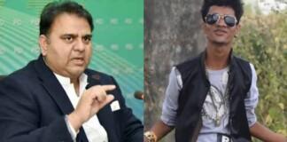Fawad Chaudhry and Om Prakash Mishra