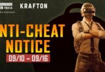 Battlegrounds Mobile India: Krafton permanently bans 59,247 BGMI accounts between September 10 to September 16