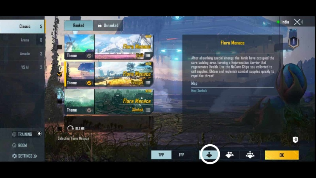 Tips to push conqueror in C1S2 in Battlegrounds Mobile India