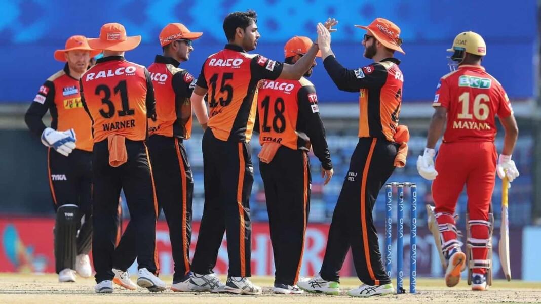 Sunrisers Hyderabad vs Punjab Kings Live Stream