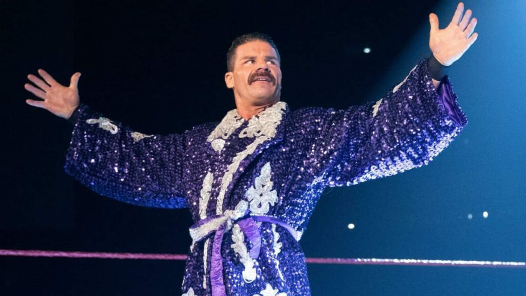 Robert Roode is married and has three children