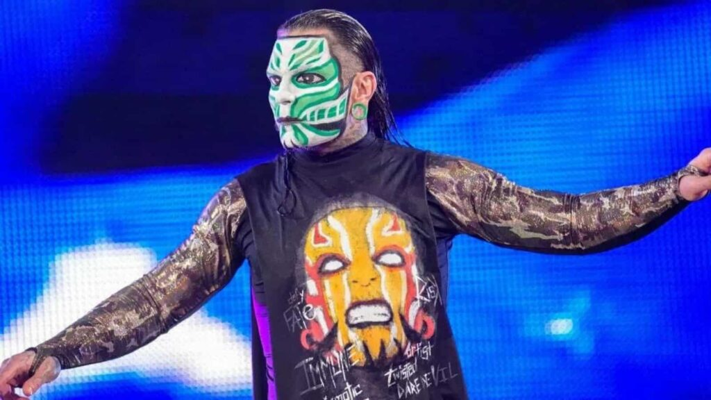 Jeff Hardy is one of the richest stars of WWE