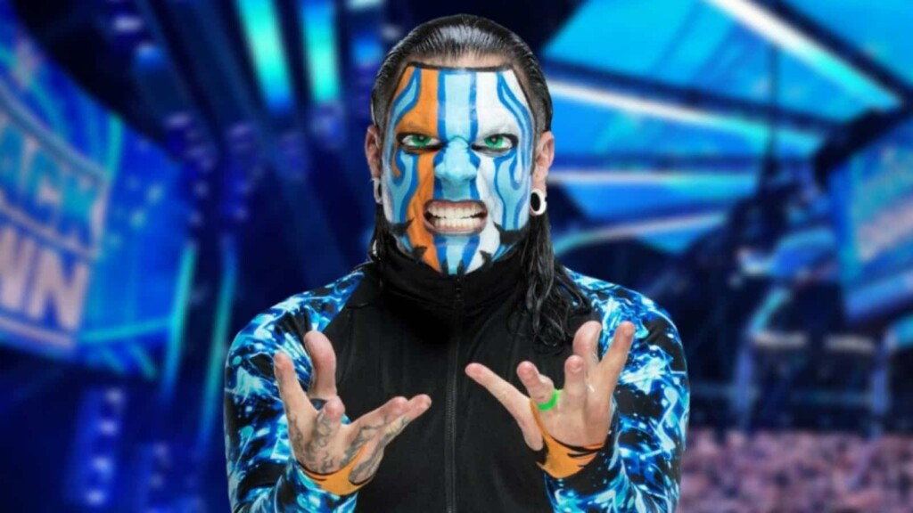 Jeff Hardy is one of he most talented superstars of WWE