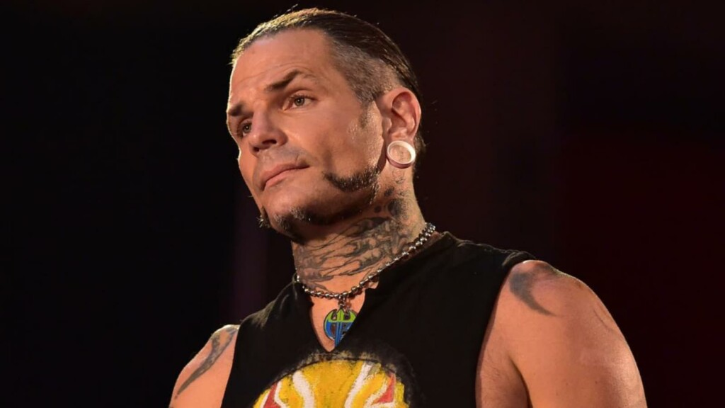 Jeff Hardy is a former world champion