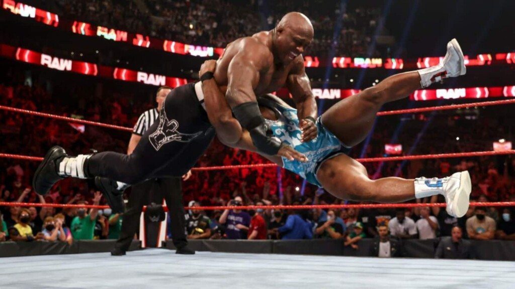 Bobby lashley will face Big E for the WWE Championship