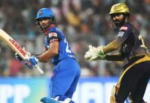 Kolkata Knight Riders vs Delhi Capitals Live Stream