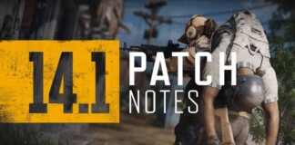 PUBG Update 14.1 introduces new pick up and carry feature