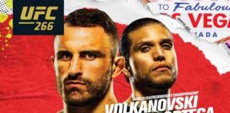 Alexander Volkanovski vs Brian Ortega Prediction