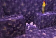 Amethyst Shard in Minecraft