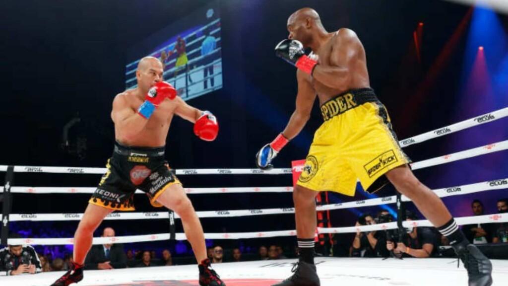 Anderson Silva vs Tito Ortiz