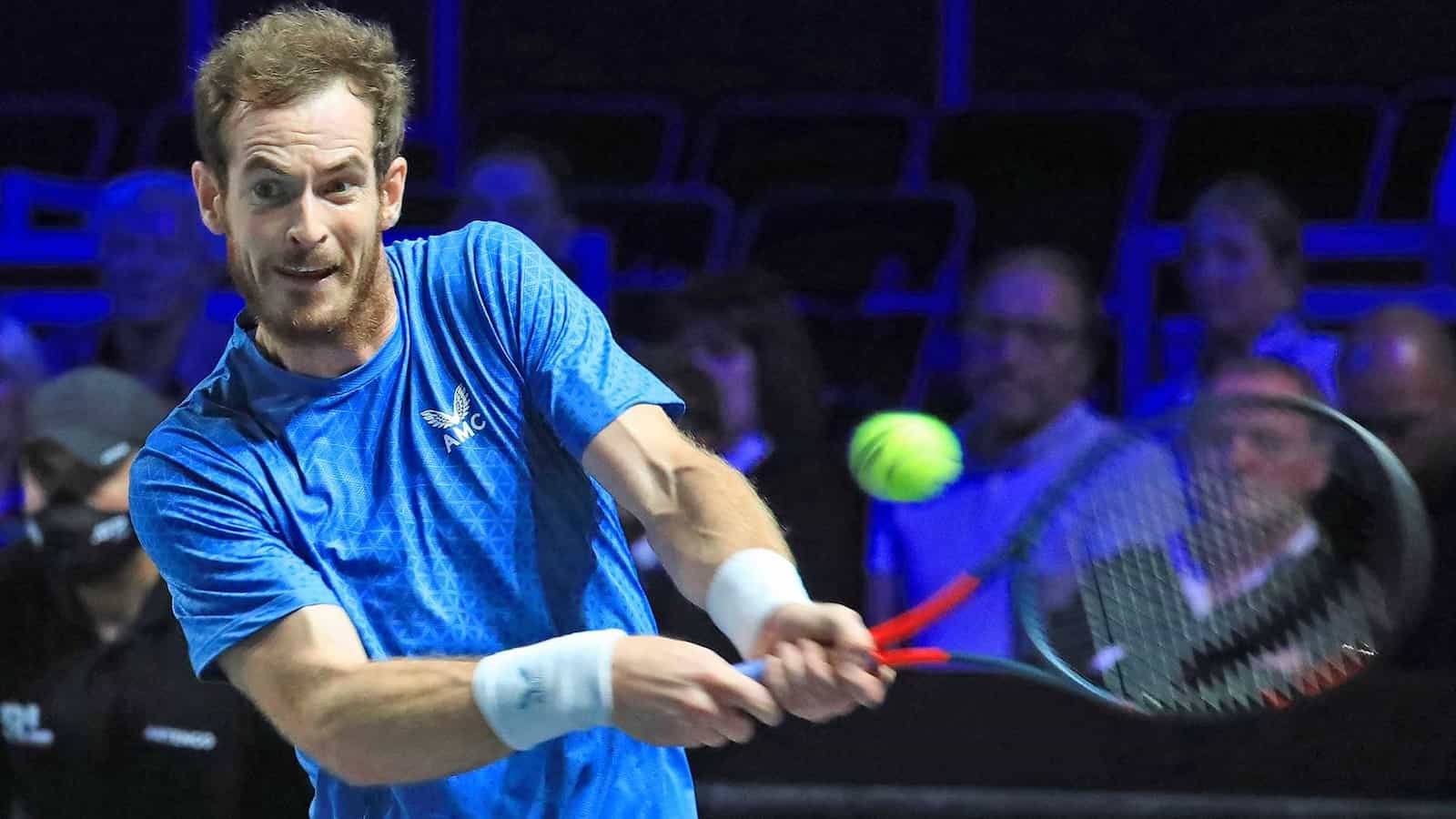 I think I can beat the top-ranked players, just need to start converting my  opportunities against them,' says Andy Murray » FirstSportz