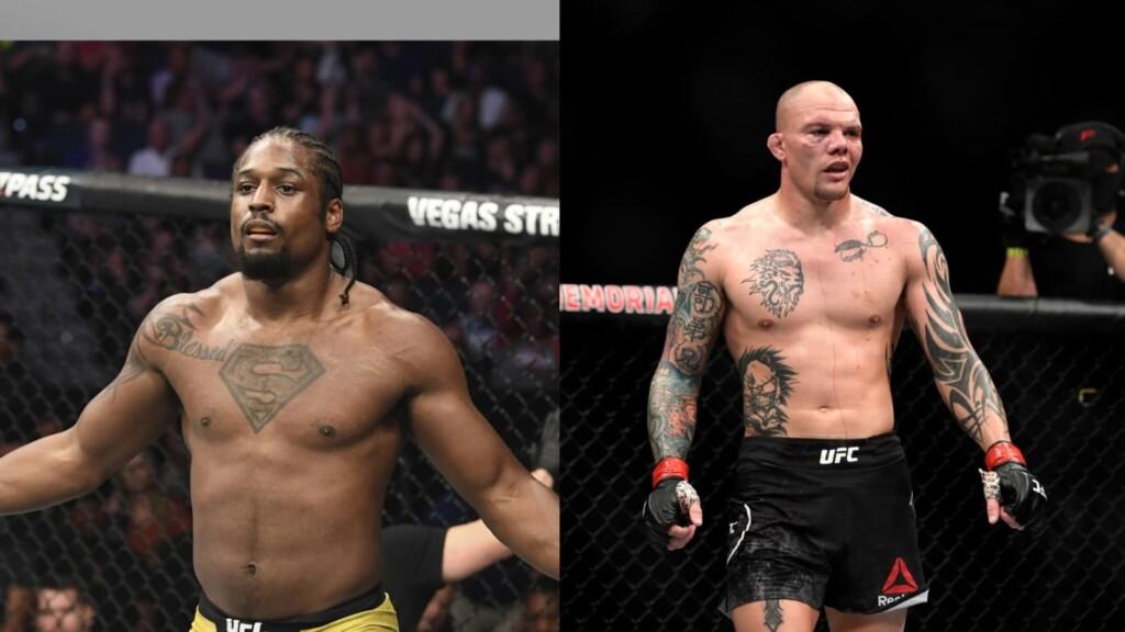 Anthony Smith vs Ryan Spann UFC Vegas 37