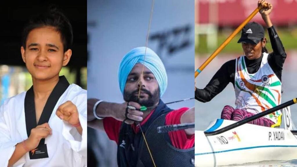 Aruna Tanwar Harvinder Singh Prachi Yadav - FirstSportz