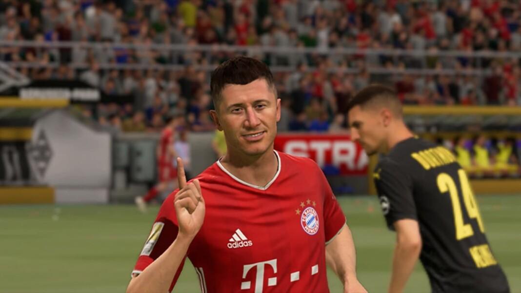 Bayern Munich FIFA 22 player ratings
