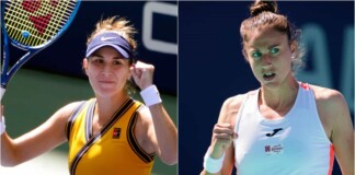 Belinda Bencic vs Sara Sorribes Tormo will clash at the Ostrava Open 2021