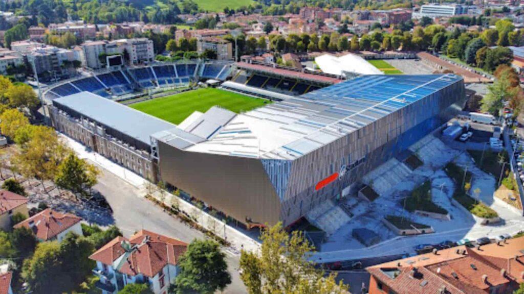 Bergamo Stadium - FirstSportz