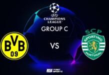 Borussia Dortmund vs Sporting
