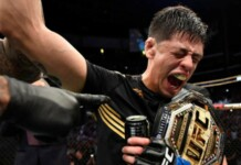 Brandon Moreno UFC 269