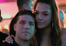 Brian Ortega and Tracy Cortez