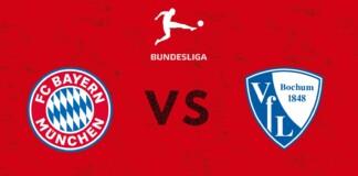 Bundesliga : Bayern Munich vs VfL Bochum Live Stream