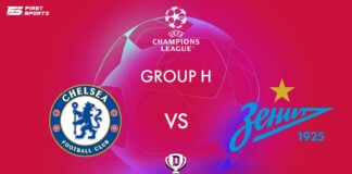 Chelsea vs FC Zenit Dream11