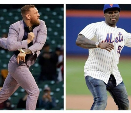 Conor McGregor on 50 Cent