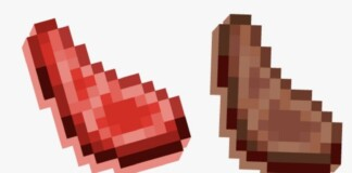 Cooked Mutton in Minecraft