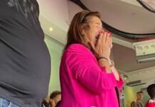 Cristiano Ronaldo's mother Dolores Aveiro