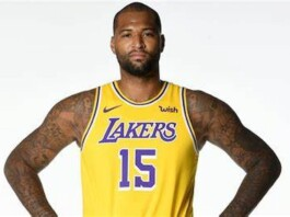 DeMarcus Cousins to LA Lakers