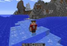 Depth Strider Minecraft