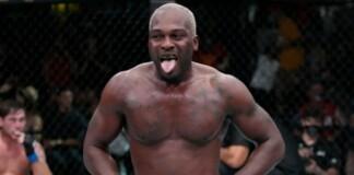 Derek Brunson UFC Vegas 36