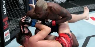 Derek Brunson vs Darren Till UFC Vegas 36 Twitter reactions