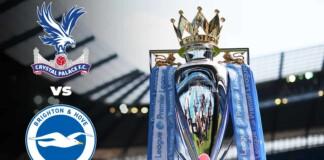 Premier League: Crystal Palace vs Brighton Live Stream
