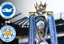 Brighton won the game against Leicester City as Welbeck and Maupay score