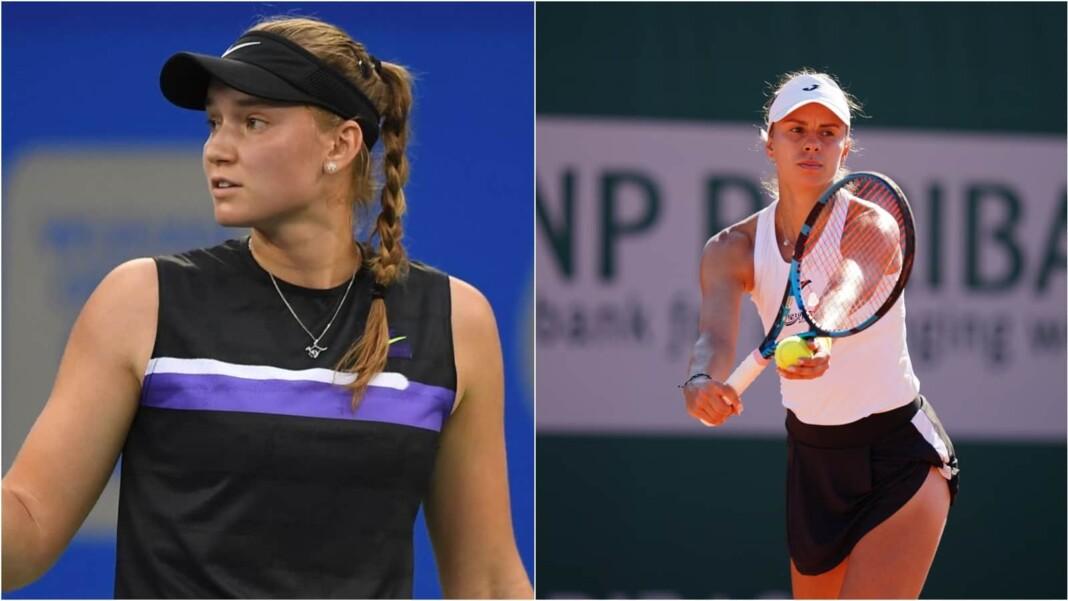 Elena Rybakina vs Magda Linette will clash at the Ostrava Open 2021