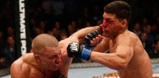 Nick Diaz worst fight