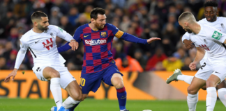 Lionel Messi's new video about stopping him goes viral