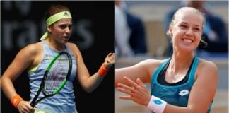 Jelena Ostapenko vs Anna Blinkova will clash at the WTA Ostrava Open 2021