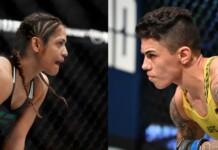 Jessica Andrade vs Cynthia Calvillo UFC 266