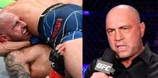 Joe Rogan UFC 266