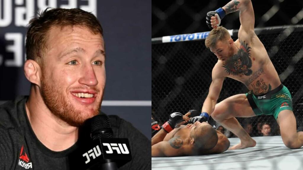 Justin Gaethje on Conor McGregor vs Jose Aldo