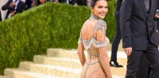 Kendall Jenner Met Gala 2021