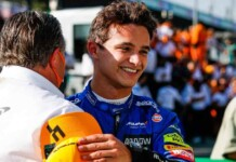 Lando Norris Fetches Career's First Pole