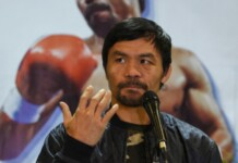 Manny Pacquiao president
